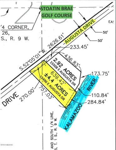 15490 E Augusta Drive, Augusta, MI 49012