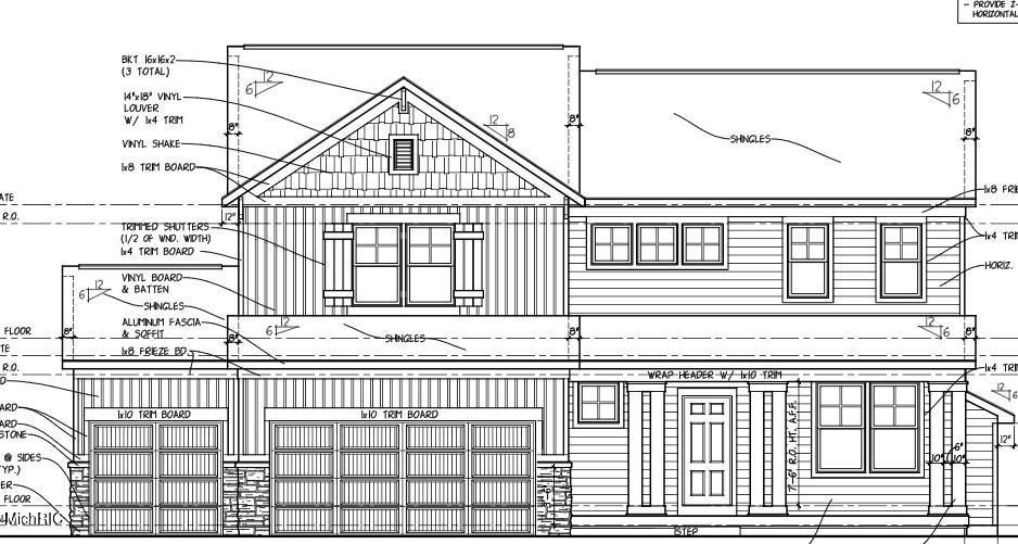 1373 Remington Drive SE, Lowell, MI 49331