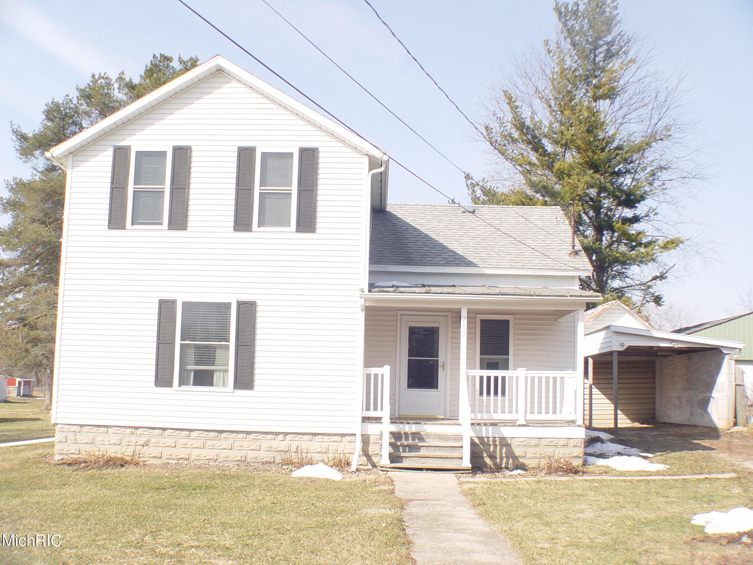 265 N Main Street, Vermontville, MI 49096