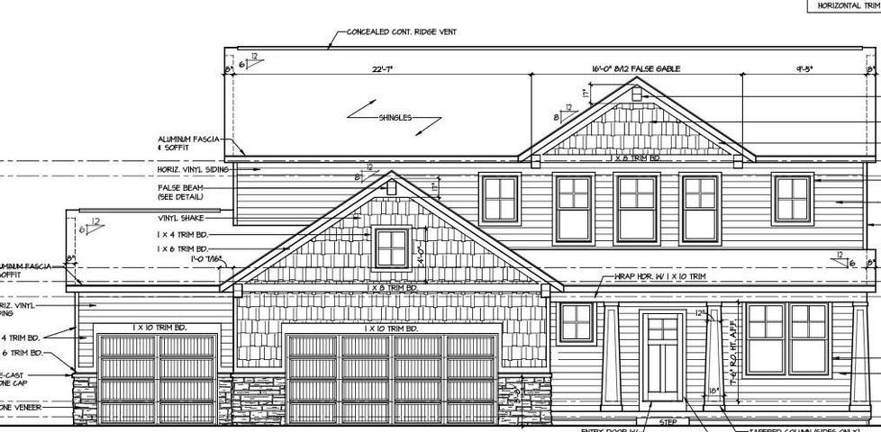 1438 Remington Drive SE, Lowell, MI 49331