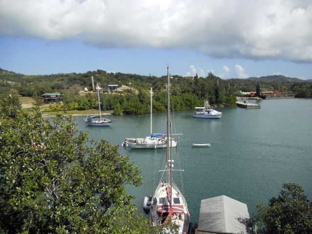 French Cay Home, Studio Apt + Dock, 2 Bed 2.5 Bath, Waterfront, Roatan,
