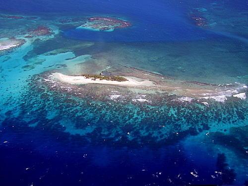 2 Islands of cayos Cochinos, Cayo Timon/ Cayo Zacate, Roatan,