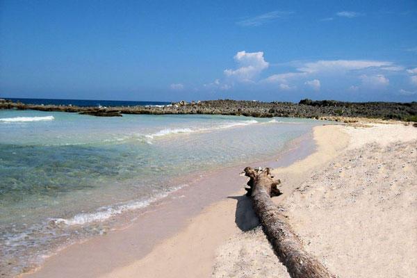 - Big Bight - East Shore, 9.67 Acre, Beach/Oceanfront, Utila,