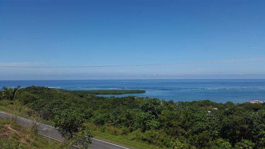 and Road Front, 17.5 Acres, Ocean Views, Roatan,