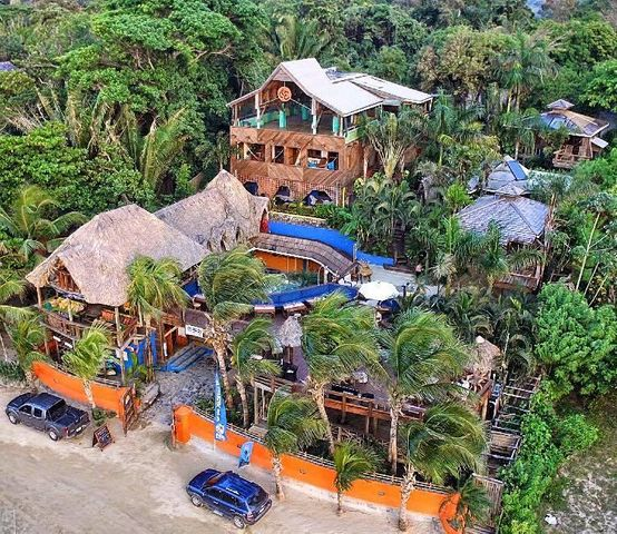 Sandy Bay, Tranquil Seas Eco Resort, Roatan,