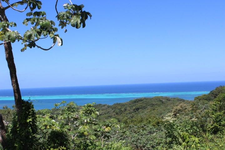 Six Hut, Views Macaw Hill lot # 14, Roatan,