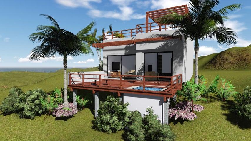 Caribbean Court, Villa 1341, Roatan,