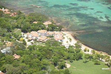 Aerial View of Lawson Beach Club