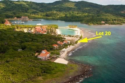 20161018155350736485000000-o Parrot Tree Plantation, Beachfront Lot 20-, Roatan, (MLS# 16-415)