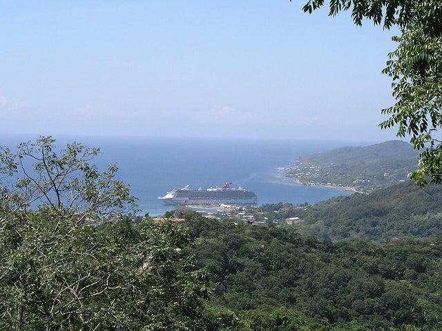 1 Acre, Brazil Hill, Great Opportunity!!Ocean Views, Roatan,