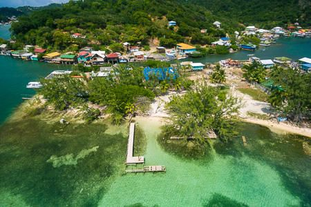 Live on a Island, Beachfront Homesite, Roatan,
