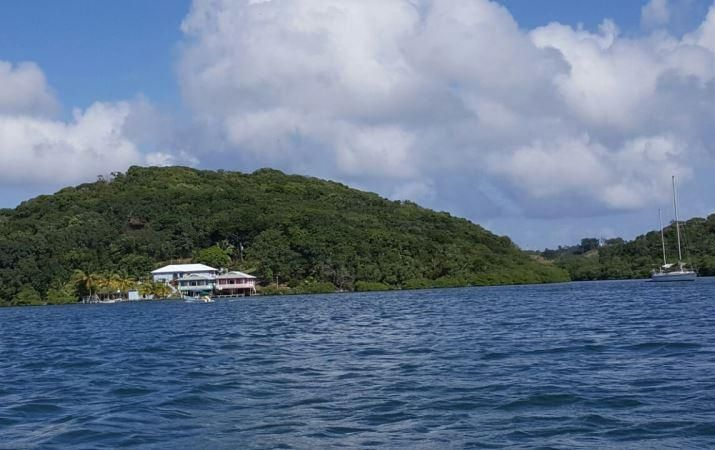 Property, Boat Access Only, 0.96 Acre, Waterfront, Roatan,