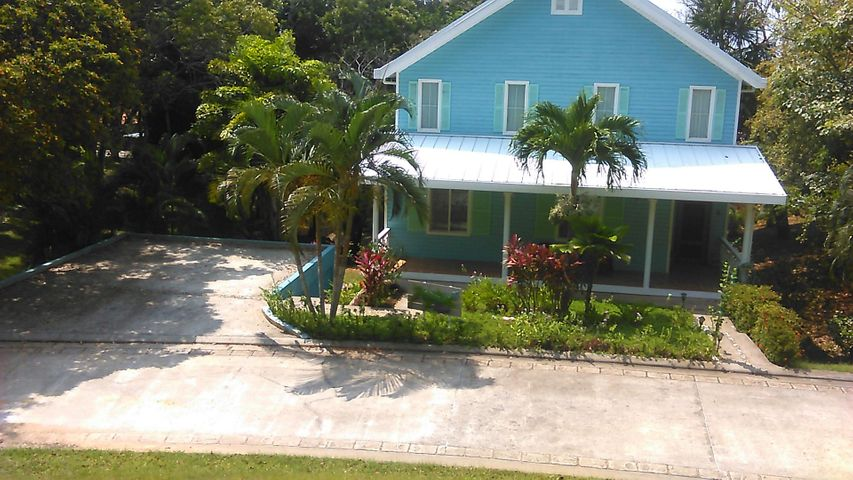 Plus 1 Bedroom Rental, Lawson Rock Home, Roatan,