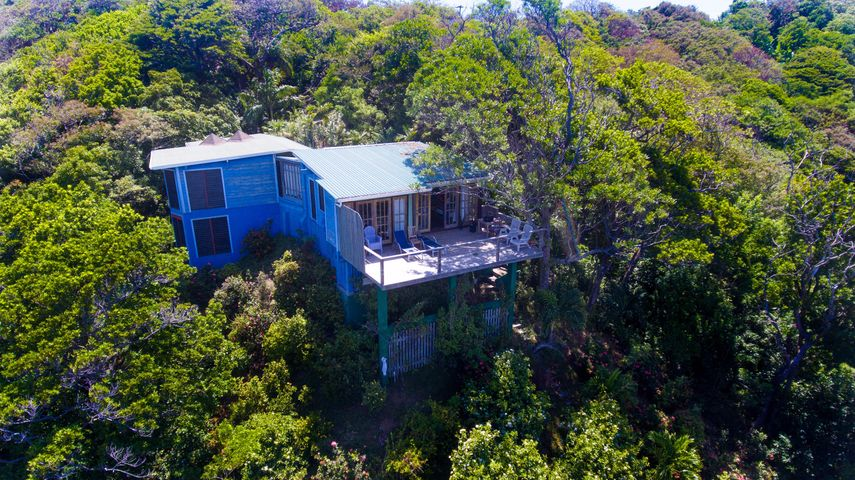 La Macas West Bay Road, HUGE 13 Acres!, Roatan,