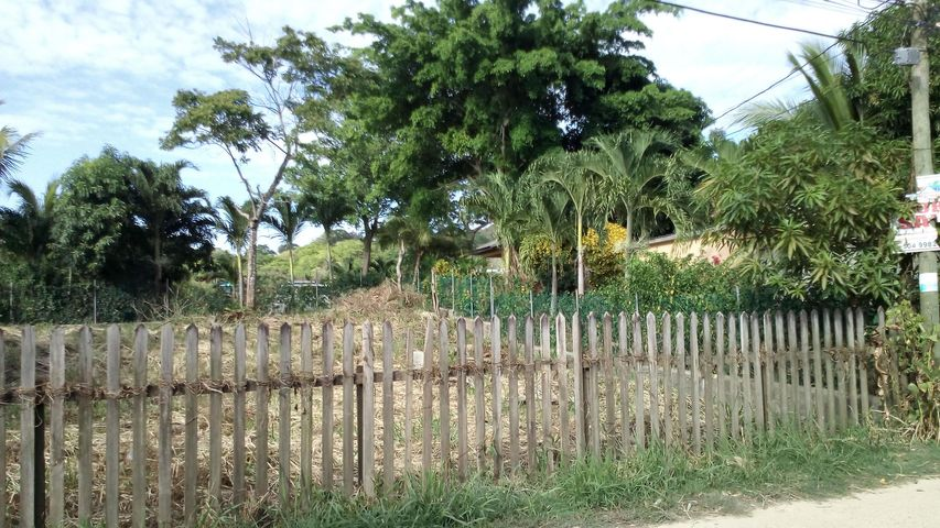 Sandy Bay, 406 Sm, Second Row Lot,Main Rd, Roatan,