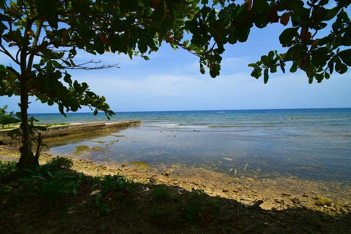Calabash, Quiet Hill Beach Access, Roatan,