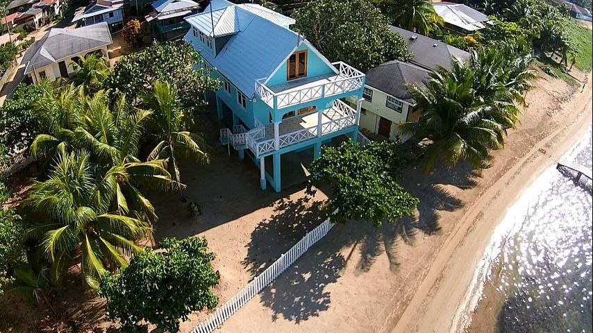 Sandy Bay, Casa Mendez, Roatan,