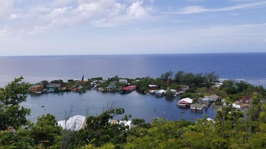 Pandy Town Road, Oak Ridge, Roatan,
