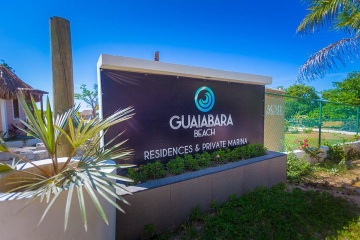 Entrance to Guaiabara Beach