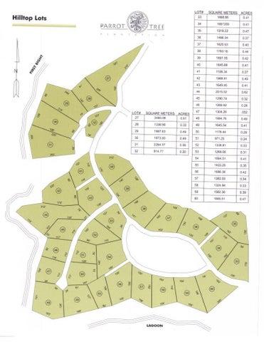 Parrot Tree Plantation, Lot # 52, Roatan,