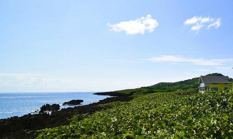 Pirates Cove, Flowers Bay, Ocean View Home on Iron Shore, Roatan,