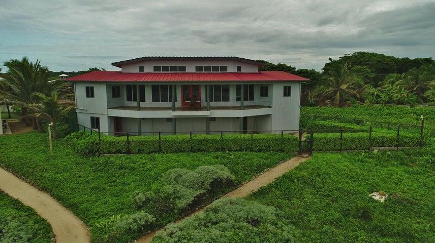 La Casa Del Sol Naciente, Utila,