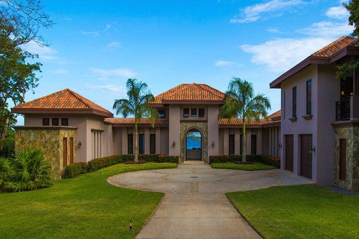 Estate property, Luxury ocean front, Roatan,