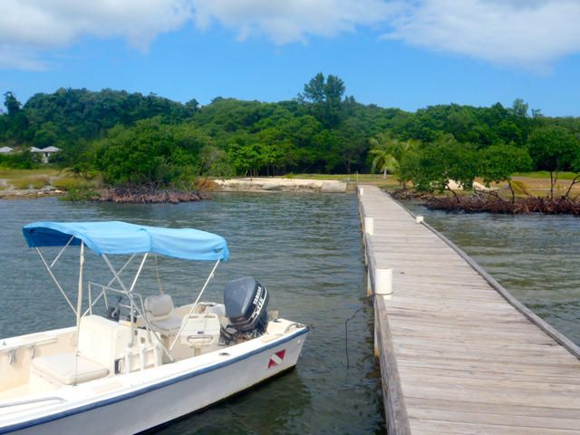 Carib Bight, Lot #27 Mariposa, Roatan,