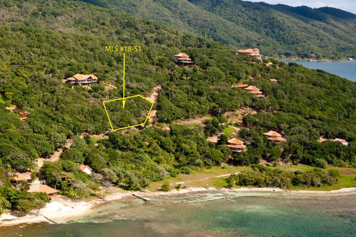 Access, Home Site with Deeded Beach, Roatan,