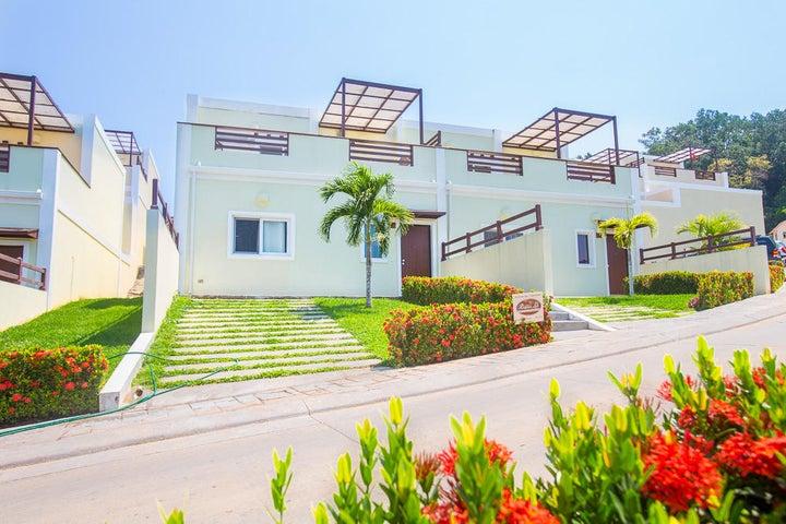 View of Villa #7