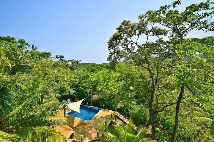 Villagio Verde, West End, Garden Views Home, Roatan,