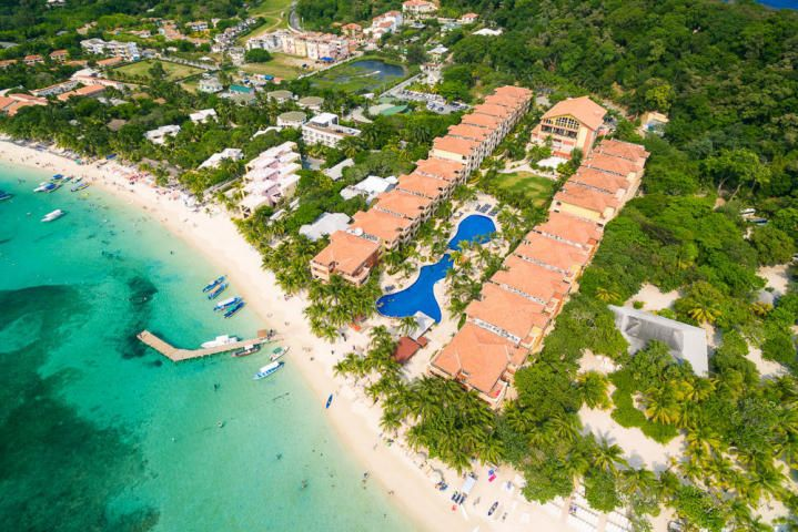 # 1809, Infinity Bay, 2 Bed 2 Bath Condo, Roatan,