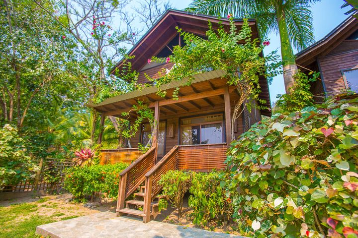 Welcome to Green Bamboo, enjoy the lush tropical garden that surround this small community
