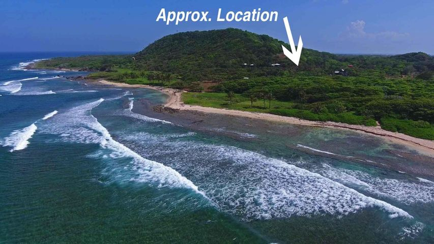 30 sec walk from the beach!, Head for the Hill! 0.26 acre, Utila,