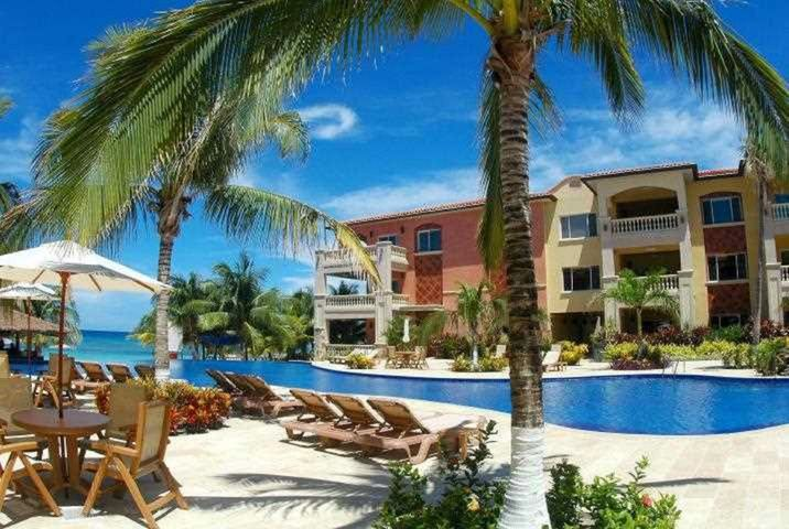 2 Bed 2 Bath West Bay Beach!!, Infinity Bay Condo #605, Roatan,