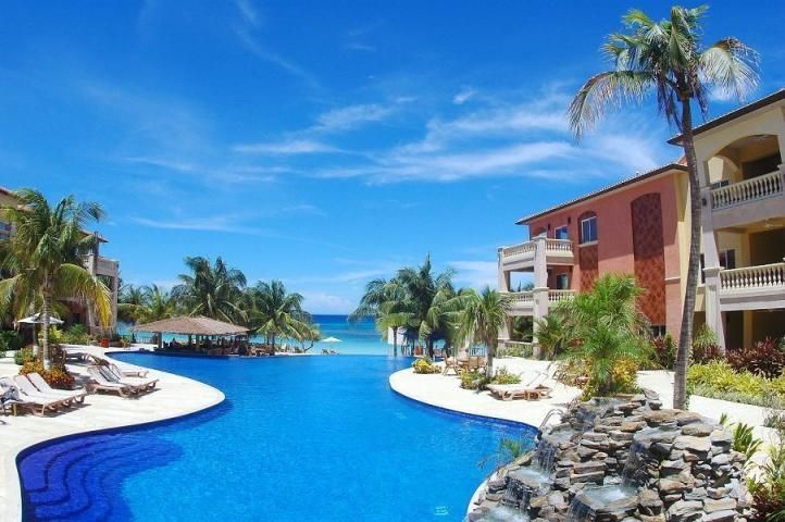 1 Bed 1 Bath, West Bay, Infinity Bay Condo #601, Roatan,