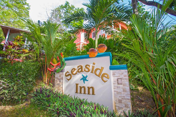 Welcome to the Seaside Inn, including the main house including 5 bedroom 5.5 baths and a stand alone bungalow with 1 bedroom 1 bath.