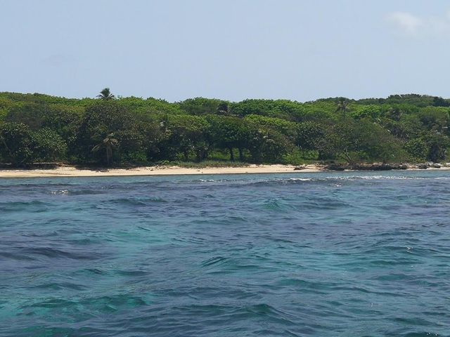 10 Acres, South Side, 580 Ft of White Sandy Beach, Helene,