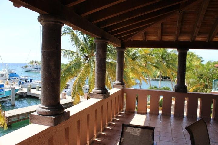 Parrot Tree Plantation, Marina Front Villa 6-B, Roatan,