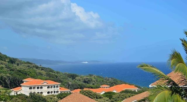Bay and Mainland, Beautiful Lot Overlooking West, Roatan,