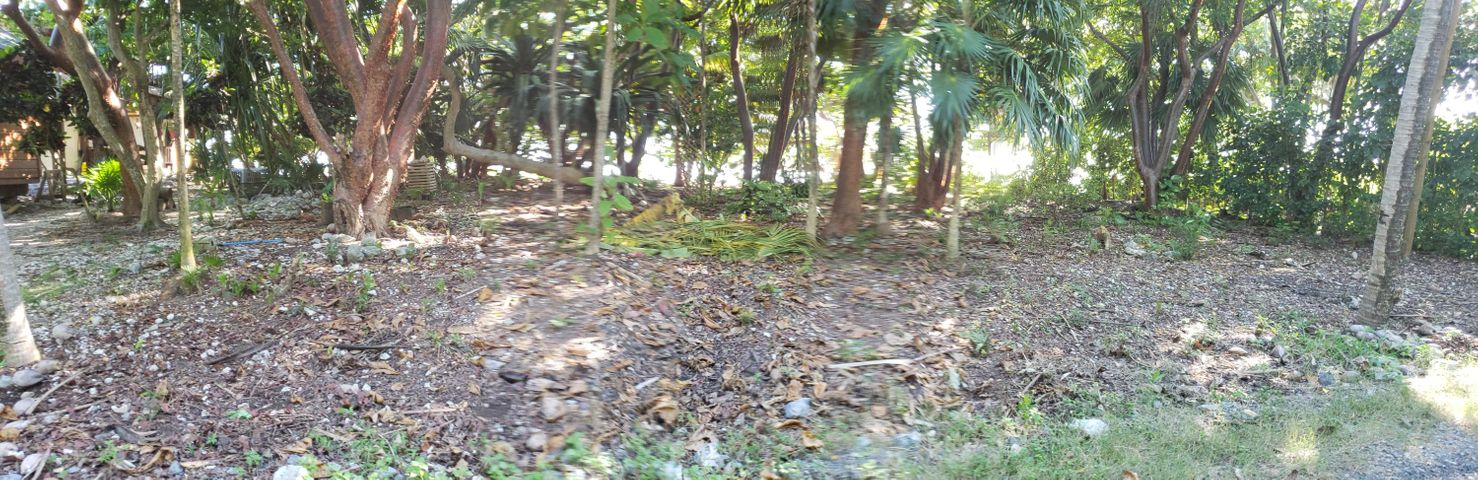 Coco road, Beachfront Lot, Roatan,