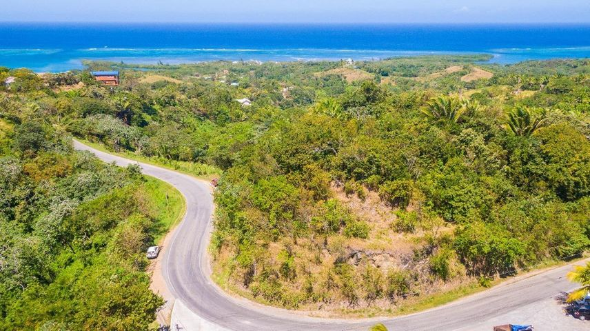 2.48 acres, Multi-Use, Turquoise Ocean Views, Roatan,