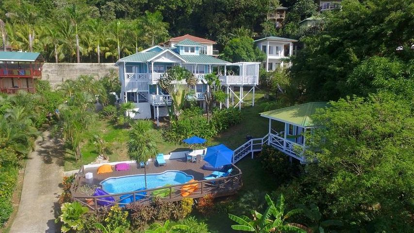 West Bay, Encanto del Mar, Roatan,