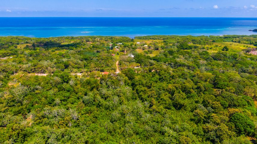 View Hillside Development, Residential / Commercial Ocean, Roatan,