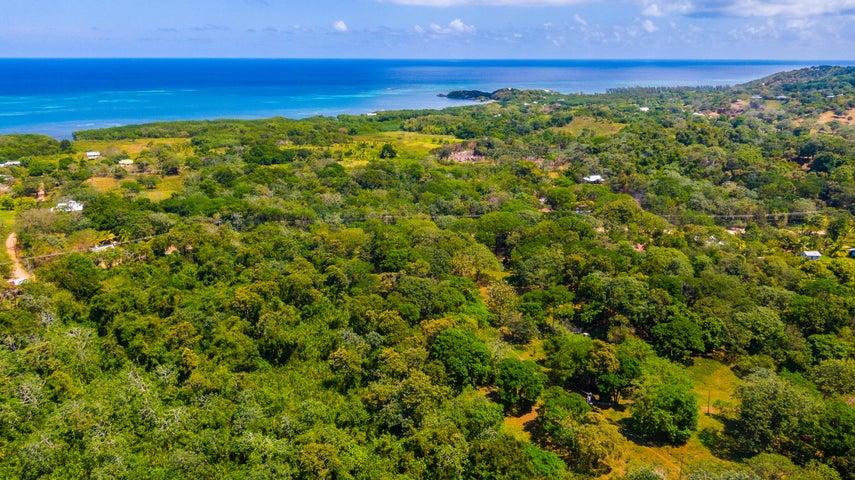 Development Parcel, Hillside Ocean Views, Roatan,