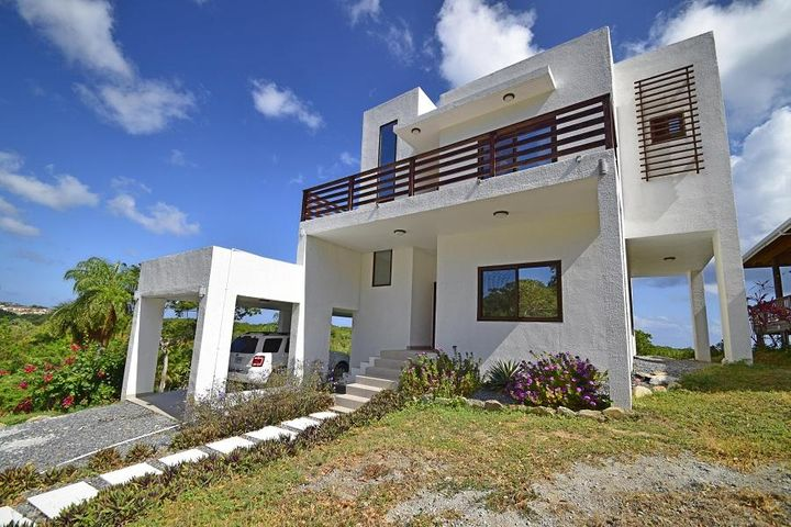 Roatan Coral Views Village, Lot 6 Ocean View Home, Roatan,