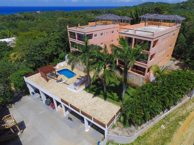 Sunset Villa Drive, The Views at Sunset Condos, Roatan,