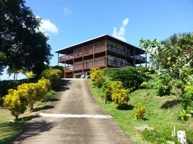 Politilly, Casa Caribe, Roatan,