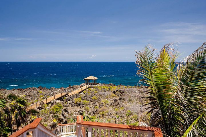 Bdrm Waterfront Home, Close to West Bay Beach - 2, Roatan,