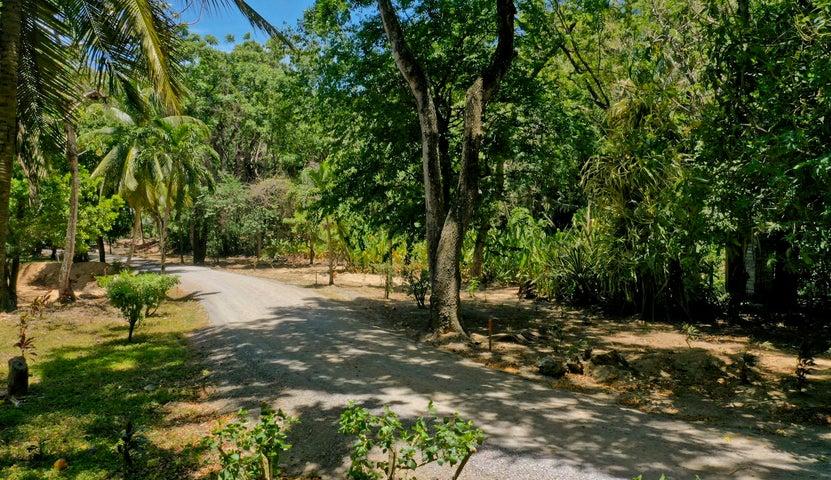 Access, Jungle View lot with Beach, Roatan,